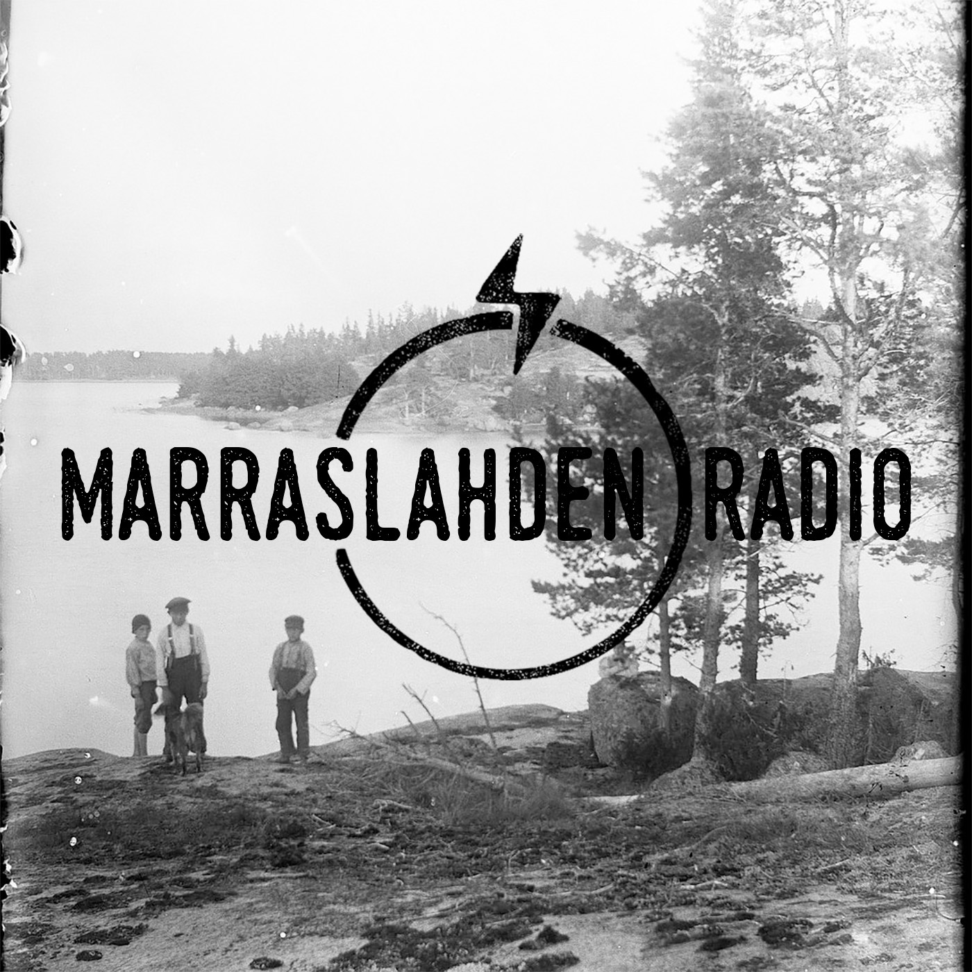 Marraslahden radio